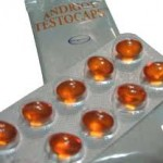 Andriol Testocaps by Organon 40mg x 60 capsules