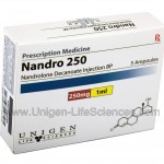 Nandro 250 – Nandrolone Decanoate 250mg/1ml x 5 amps