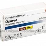 Oxavar – Oxandrolone 10mg x 50 tablets