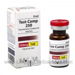 Test Comp 250 – Testosterone Compound 250mg/1ml x 10ml