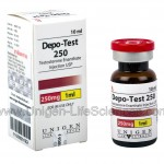 Depo-Test 250 –  Testosterone Enanthate 10ml