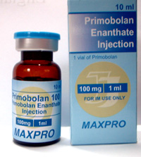Primobolan by Maxpro 100mg/ml x 10ml vial