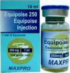 Equipoise 250 (Boldenone Undeclynate) by Maxpro 250mg/ml x 10ml vial